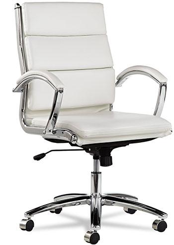 3. Alera Mid-Back Swivel Tilt Chair