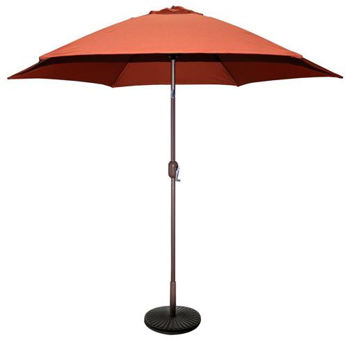 #4. Bronze Aluminum Market Umbrella