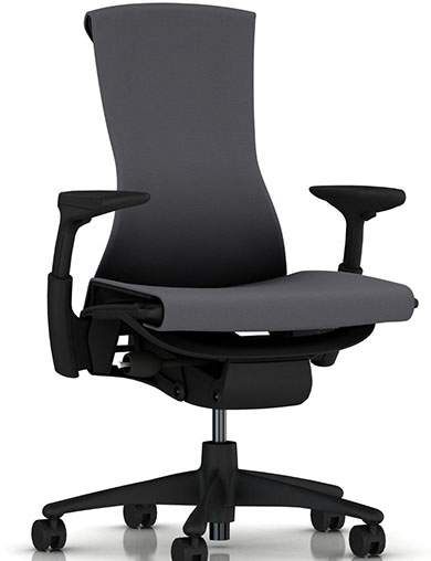 #3.Herman Miller Embody Chair