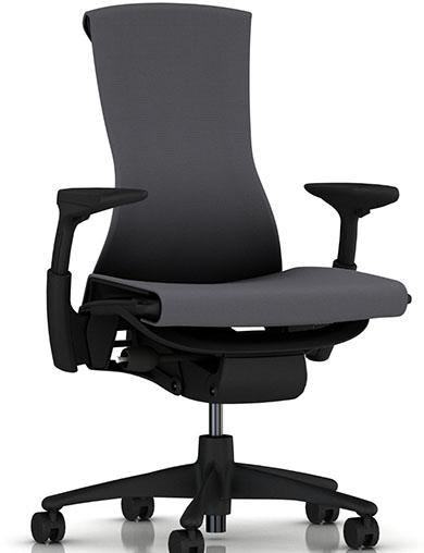 #3.Herman Miller Embody Chair