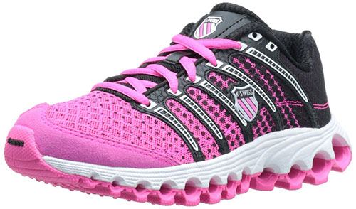 1. K-Swiss Women's Tubes Athletic Shoe