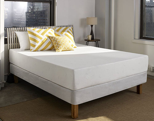 1. Sleep Innovations Shea 10-inch Memory Foam Mattress