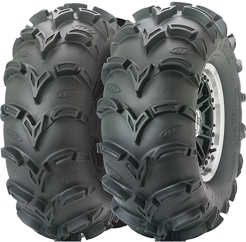 1. Lite AT Mud Terrain ATV Tire