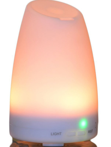 3. Smiley Daisy Oil Diffuser