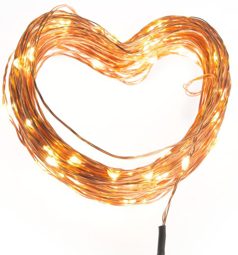 #1. Tao Tronics LED Starry String Lights