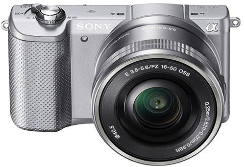 #3. Nikon 1 J5