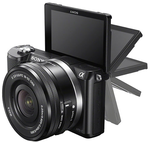 #5. Canon EOS M Mirrorless Digital Camera