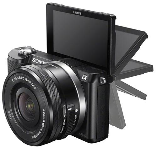 #5. Canon EOS M Mirrorless Digital Camera