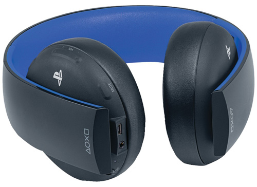 1. Gold Wireless Stereo Headset