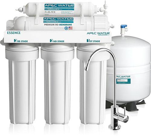 1. Premium 5-Stage Reverse Osmosis
