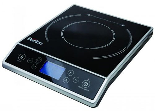 3. Max Burton Cooktop LCD Control