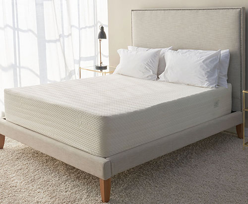 5. Brentwood Home Bamboo Gel 13 Memory Foam Mattress