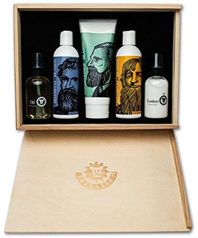 3. The Beardsley in the Box Beard Care