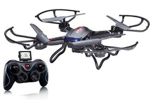 2. Holy Stone F181 RC Quadcopter Drone