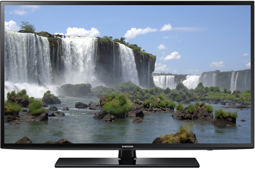 2. Samsung 40-Inch 1080p Smart LED TV