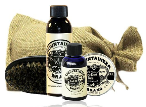 2. The Mountaineer Beard Care