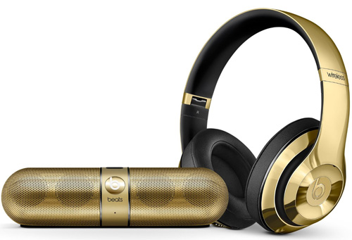 2. Beats Studio Wireless Gold