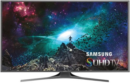 4. Samsung 55-Inch 4K Ultra HD Smart LED TV