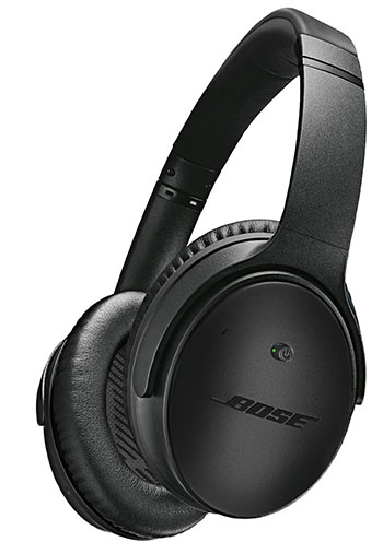 2. Bose QuietComfort Noise Cancelling Headphones