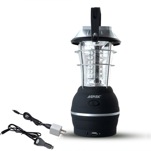 #2. 36 LED Rechargeable Camping Lantern