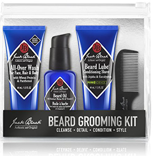best beard grooming kits in 2018 reviews. Black Bedroom Furniture Sets. Home Design Ideas