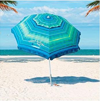 #1. 7 feet Beach Umbrella