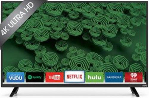 1. VIZIO 40-inch 4k Ultra HD Smart LED TV