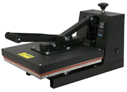 2. Digital Clamshell Sublimation Machine