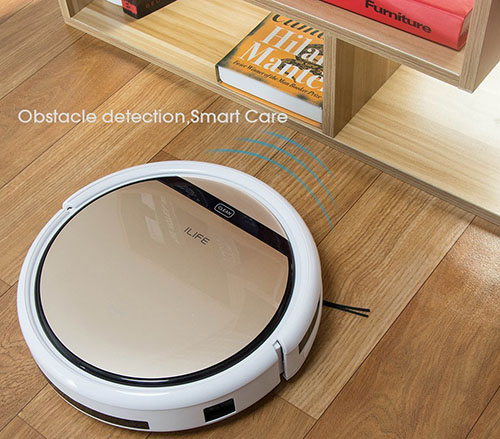 #5. ILIFE V5s Robot Vacuum Cleaner