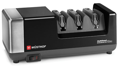 5. Wusthof Black Electric Knife Sharpener