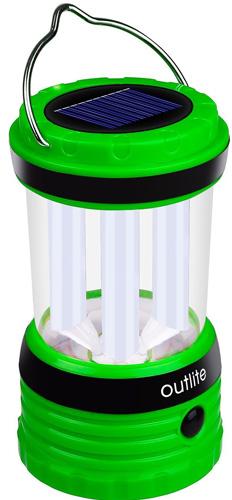 #4. 240 Lumen Lantern Flashlight