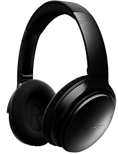 4. Bose QuietComfort 35 Wireless Headphones