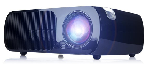3. HD 2600Lumens Vedio Projector