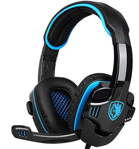 5. SADES Stereo Gaming Headset