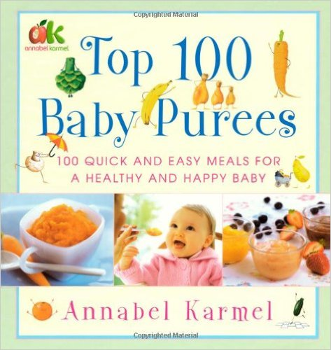 5. Top 100 Baby Purees