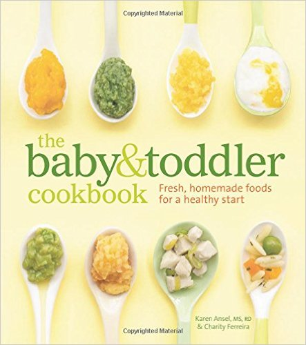 3. The Baby and Toddler Cookbook