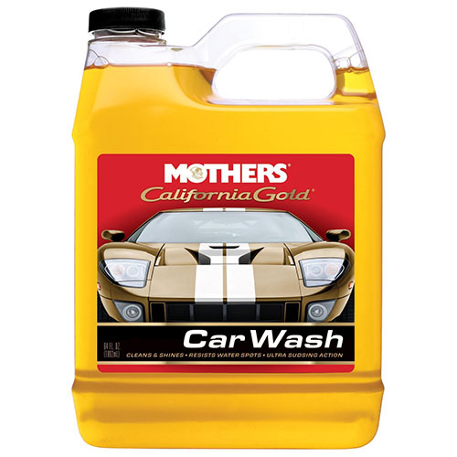 4. Mothers 05664 California Gold Car Wash