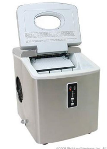 5. Edgestar IP210SS1 Portable Ice Maker