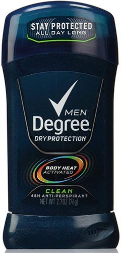 5. Degree Men Dry Protection Antiperspirant