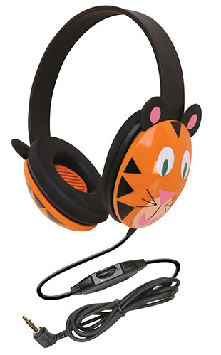 1. Califone Kids Stereo and PC Headphones