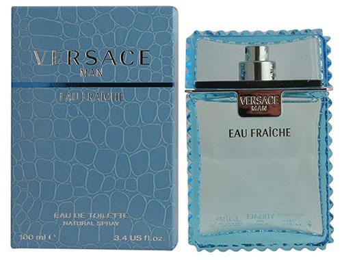 6. Versace Man Eau Fraiche