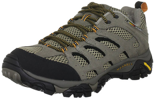 1. Merrell Men's Moab Hiking Shoe