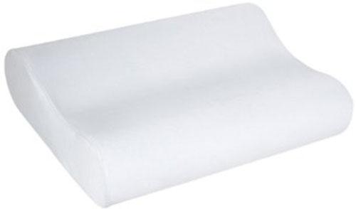 3. Sleep Innovations Contour Memory Foam Pillow