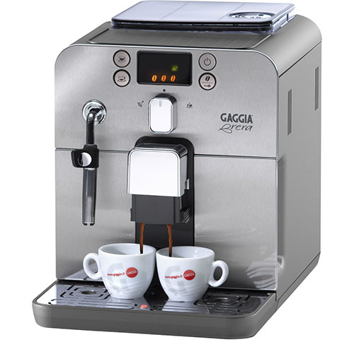 4. Gaggia Brera Superautomatic Espresso Machine