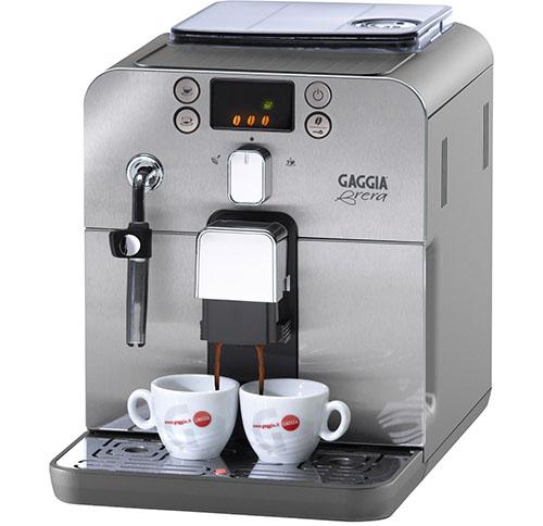 4. Gaggia Brera Superautomatic Espresso Machine