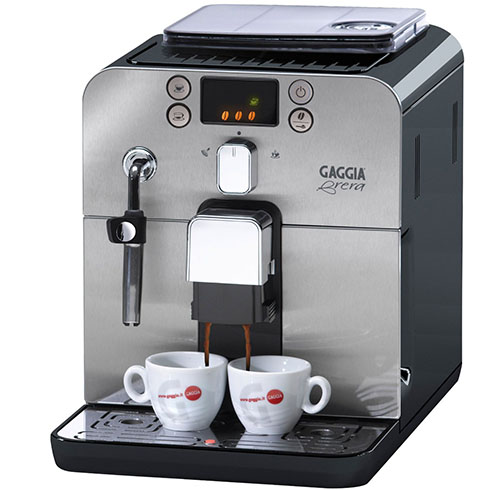 6. Gaggia Brera Superautomatic Espresso Machine