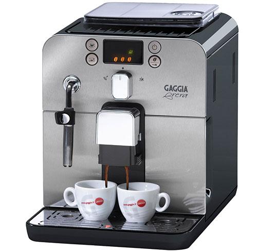 6. Gaggia Brera Superautomatic Espresso Machine