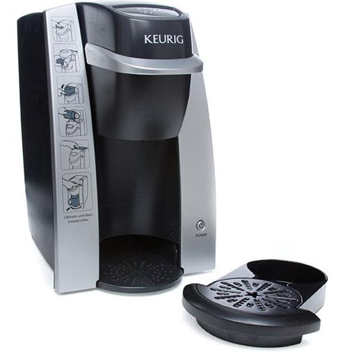 4. Keurig K-Cup In-Room Brewing System
