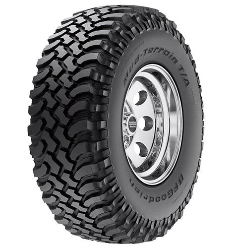 2. BFGoodrich Mud-Terrain All-Terrain Radial Tire