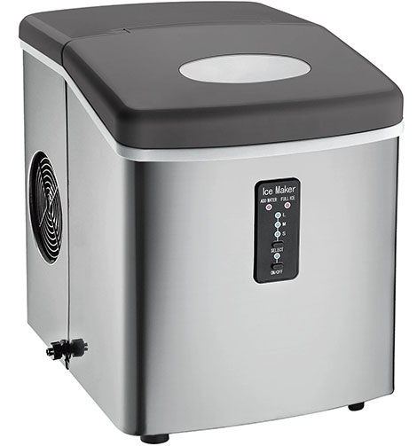 3. Igloo ICE103 Counter Top Ice Maker